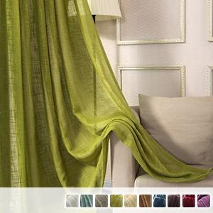 sheer curtains, grommet light filtering window treatments