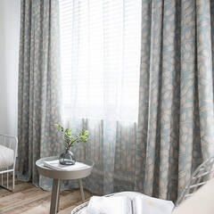 Curtains that make you feel warmth and kindness