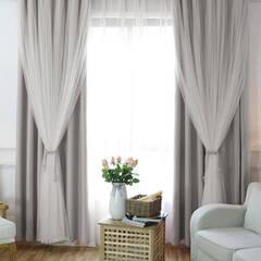 First-class blackout curtains, princess