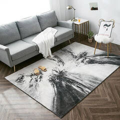 Ink-style rugs and carpets