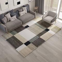 Geometric rugs, carpets